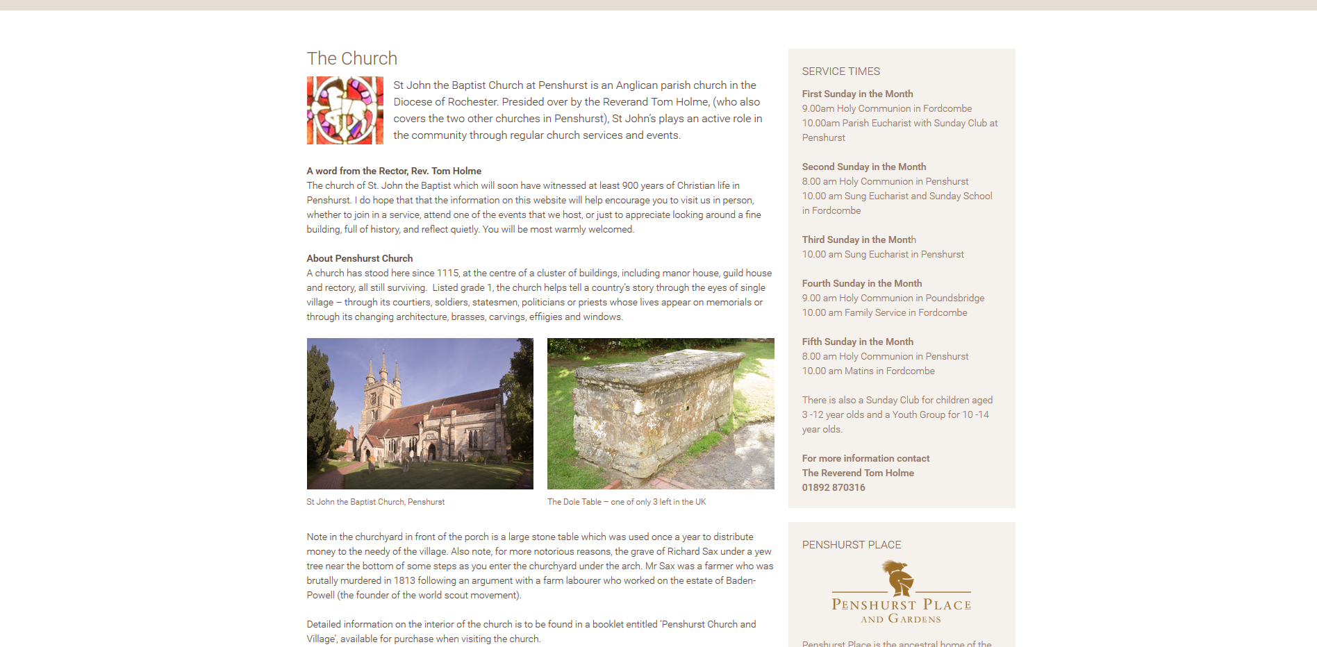 Penshurst Church-preview